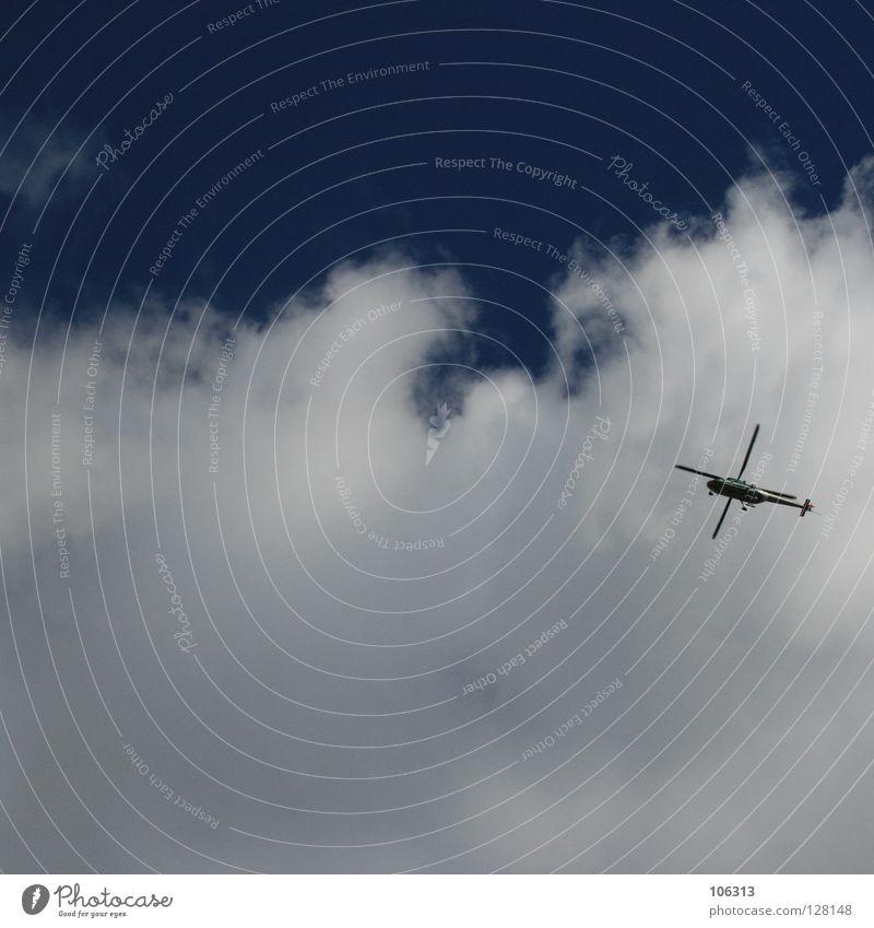 DOOF GEFLOGEN, BLÖD GELANDET Himmel Ferien & Urlaub & Reisen Wolken Luft Stimmung Angst Flugzeug Geschwindigkeit Luftverkehr Hilfsbereitschaft