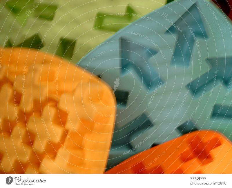 Bunte Formen mehrfarbig Dinge Strukturen & Formen Farbe