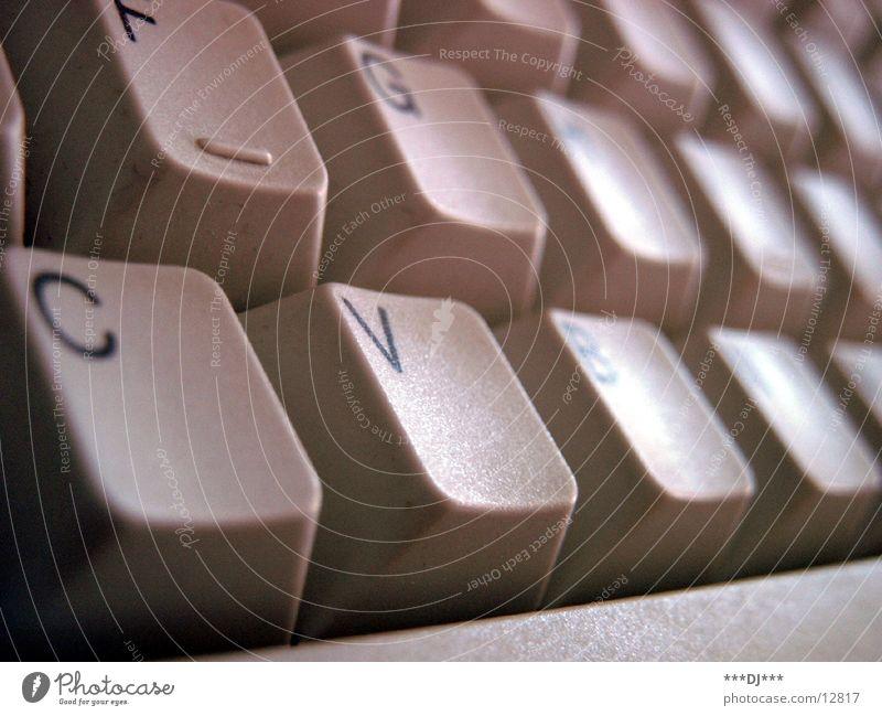 Tasten Computer Technik & Technologie Buchstaben Tastatur berühren Elektrisches Gerät