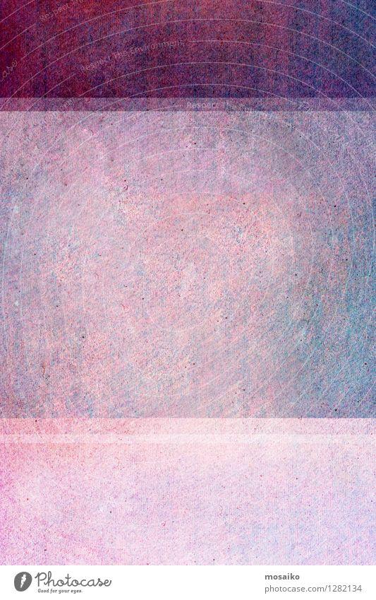 violetter abstrakter Hintergrund alt schön Farbe Stil Hintergrundbild Stein Kunst Linie hell rosa Design Dekoration & Verzierung modern Papier retro Streifen