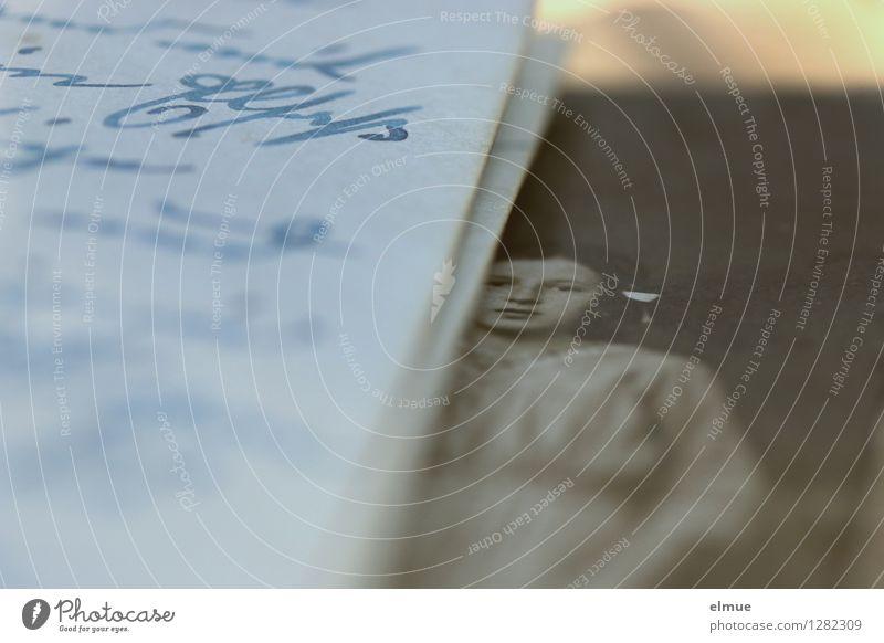 Frieda Traurigkeit braun Kindheit Schriftzeichen Fotografie einzigartig Papier Ewigkeit historisch Trauer Vergangenheit Sehnsucht festhalten Schriftstück