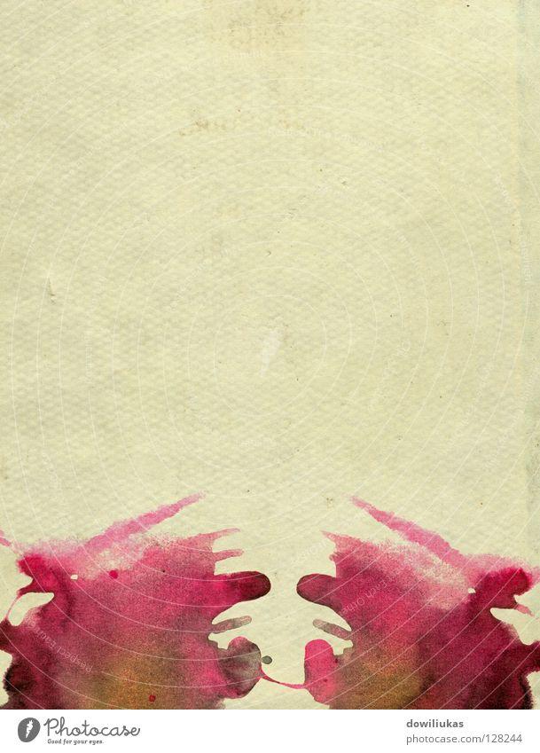 Paper background Kunst Hintergrundbild Grafik u. Illustration spritzen liquide Grunge Kunsthandwerk Blotting