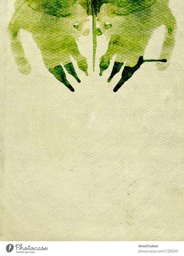 Paper background Kunst Hintergrundbild Grafik u. Illustration spritzen Handwerk liquide Grunge Kunsthandwerk Blotting