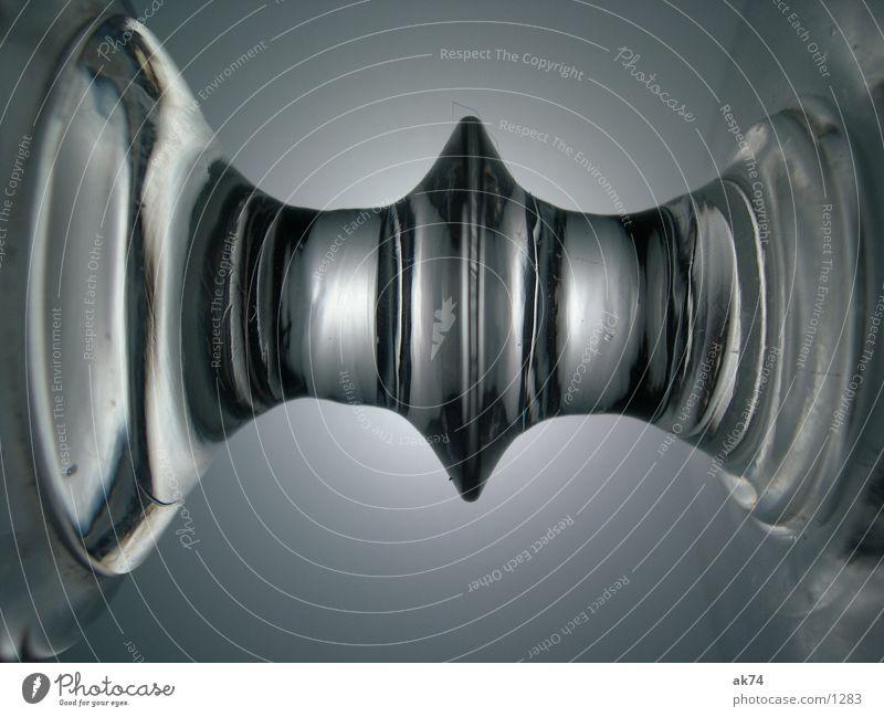 Weinglas Silhouette Häusliches Leben Glas Profil durchsichtig