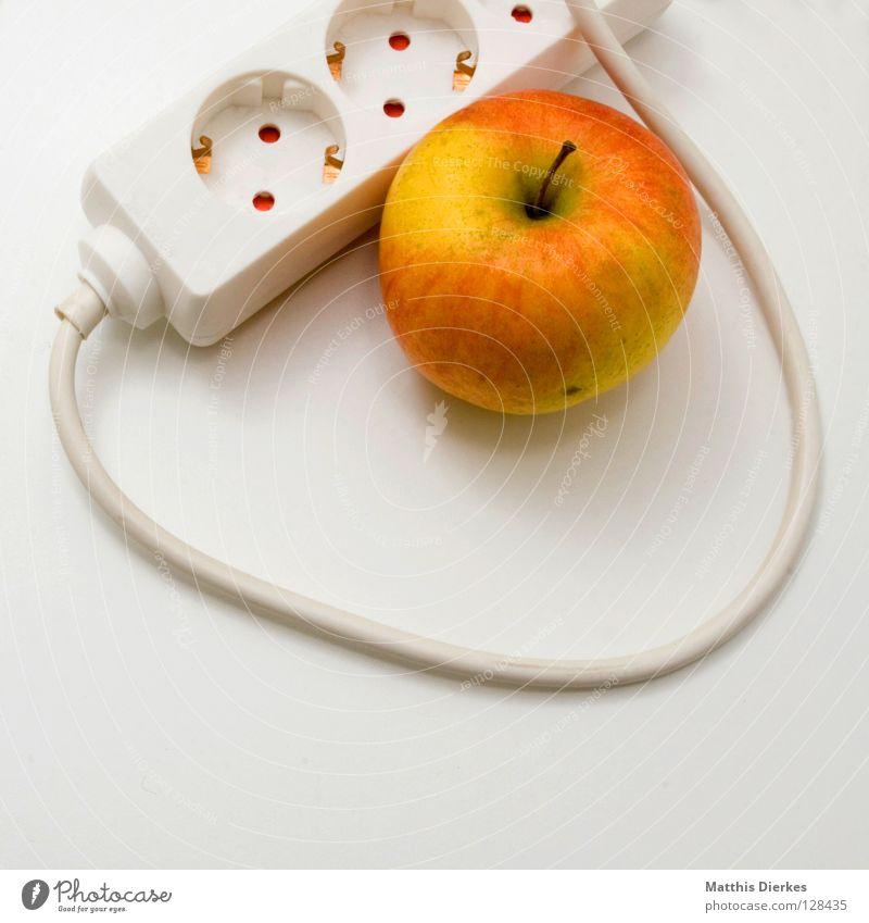 Ökostrom weiß Umwelt Beleuchtung Hintergrundbild Frucht Klima Energiewirtschaft Elektrizität Apfel Bioprodukte ökologisch Abgas Umweltschutz