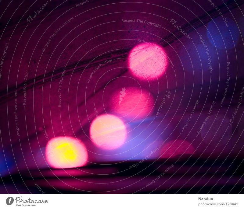 aufstrebend Ferien & Urlaub & Reisen gelb Farbe Kunst Verkehr Romantik violett Kitsch Dekoration & Verzierung Kultur Bild Gemälde Planet Projektionsleinwand Fahrzeugbeleuchtung Rücklicht