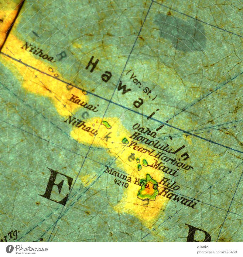 In 20 Tagen um die Welt; Tag13: Hawaii Hawaii USA Vulkan global Pazifik weltweit Künstliche Intelligenz Inselkette Honolulu Maui Haleakala