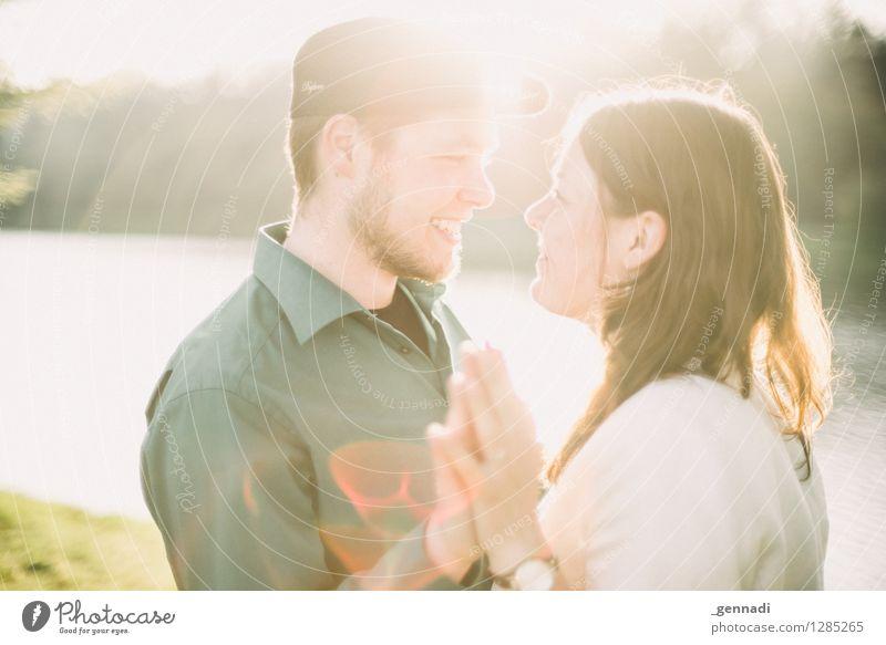 dich Mensch maskulin feminin Junge Frau Jugendliche Junger Mann Erwachsene Körper 2 18-30 Jahre Fröhlichkeit frisch Zusammensein Glück Liebe Farbfoto