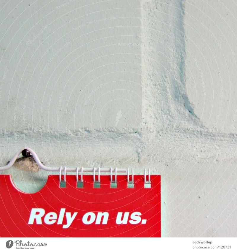 you can... Vertrauen USA Dienst Dienstleistungsgewerbe Werbung Hilfsbereitschaft Betreuung Öffentlicher Dienst Industrie rely on sich auf jmdn./etw Einsamkeit