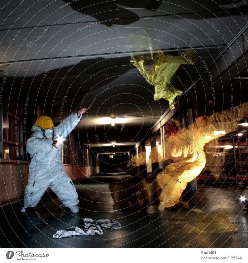 ins bild gerutsch ruhig gelb Bewegung grau Kunst Kultur Parkhaus Arbeit & Erwerbstätigkeit Schichtarbeit