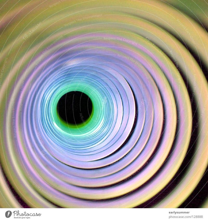 Zeitschleuse blau grün Farbe rot Freude dunkel gelb Bewegung lustig Spielen Feste & Feiern Lampe gehen hell rosa orange