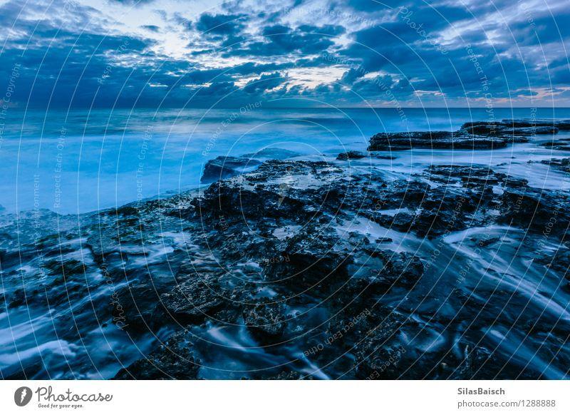 Natur Wasser Meer Landschaft Umwelt Küste Stimmung Felsen Wellen Wind Insel Klima Schönes Wetter Abenteuer Urelemente Klimawandel