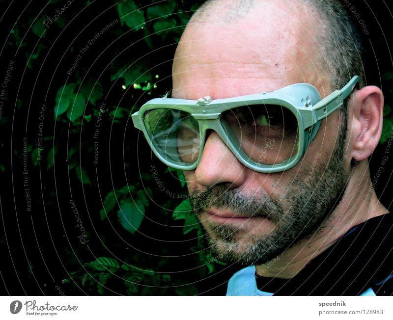Persönlicher Augenschutz – DIN EN 166 blau weiß grün Pflanze Sommer Blatt schwarz Gesicht Kopf Garten Traurigkeit Arbeit & Erwerbstätigkeit Glas rosa