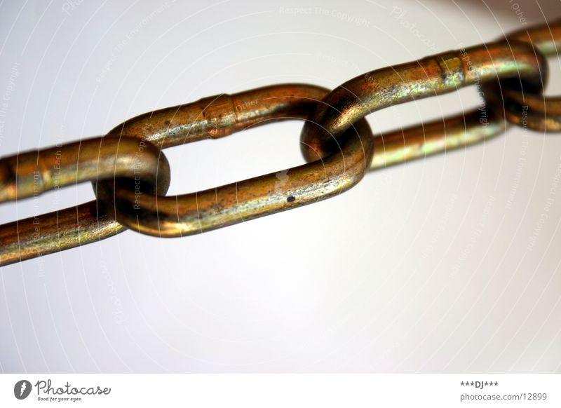 The Chain Stahl Zusammenhalt befestigen Handwerk Kette Gliedmaßen Feste & Feiern Metall