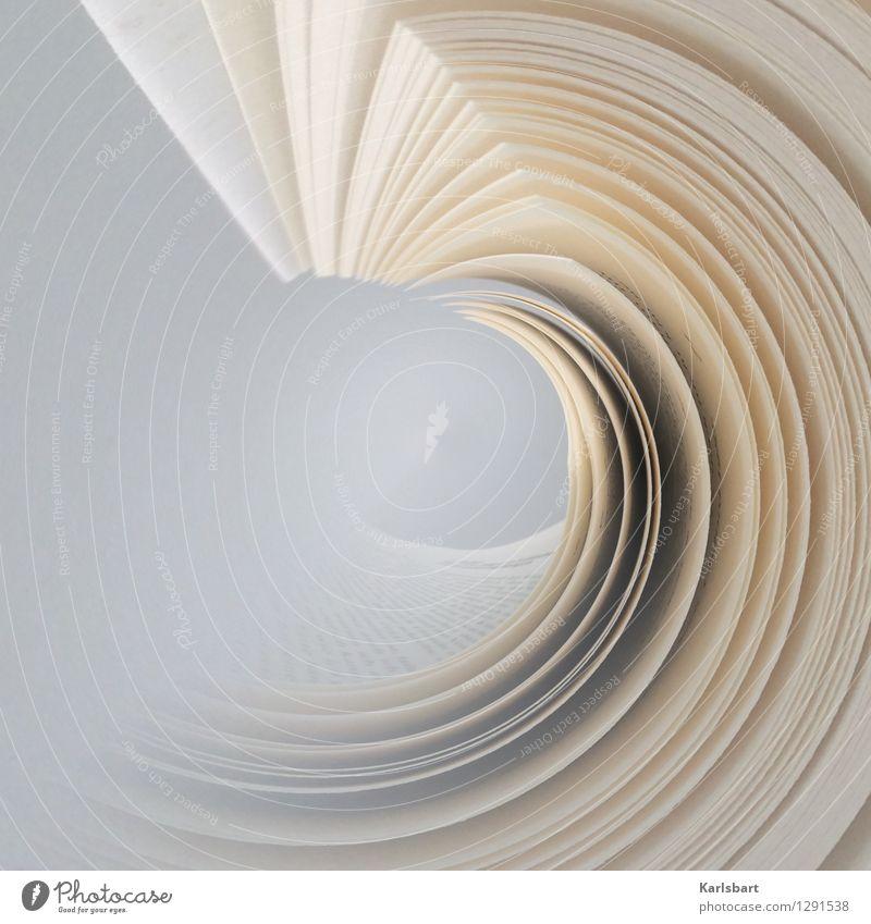 Bewegende Literatur Umwelt Bewegung Lifestyle Schule Linie Wohnung Design Büro Häusliches Leben Schriftzeichen lernen Buch Studium Papier lesen Bildung