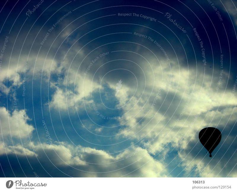 N YOU TAKE ME A WAY Himmelskörper & Weltall Beginn Flugzeug Fluggerät Schwanz Wolken weiß gelb Düsenjäger Komet fliegen streben fleißig Ballone fahren