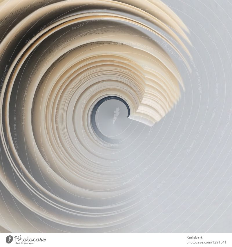 Im Kreise der Wissenschaft Bewegung Schule Design Kreativität lernen Buch Studium Papier lesen Buchstaben Bildung Erwachsenenbildung Wissenschaften Zeitung