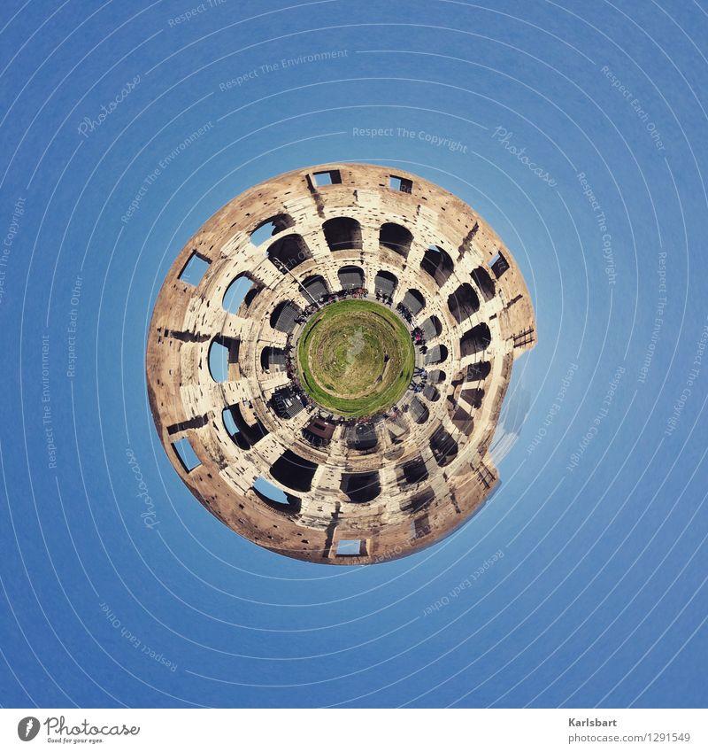 Schneckenhaus Lifestyle Ferien & Urlaub & Reisen Tourismus Sightseeing Mensch Menschengruppe Menschenmenge Kunst Kunstwerk Architektur Stadt Hauptstadt Bauwerk
