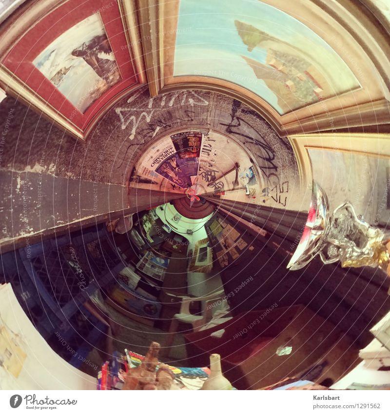 Medici Straße Graffiti Lifestyle Kunst Linie Design Häusliches Leben Kreativität Kreis kaufen Italien Kultur historisch Vergangenheit Bildung Gemälde