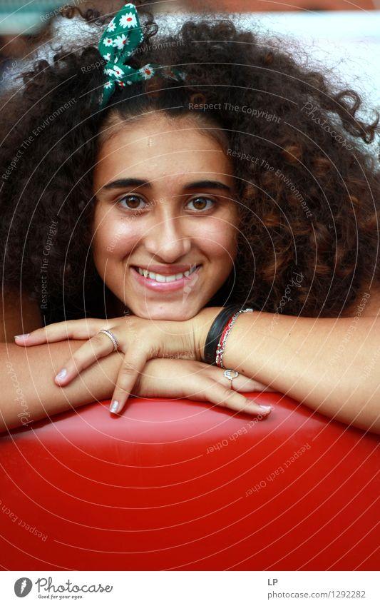 C Mensch Ferien & Urlaub & Reisen Jugendliche schön Junge Frau Freude Mädchen Leben feminin Stil Gesundheit Lifestyle Haare & Frisuren Kopf Mode Design