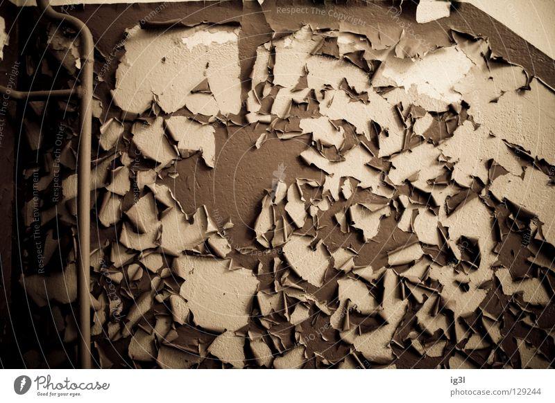 :.. Level 2 :: HACK THE WALL :. Einsamkeit Haus dunkel Wand Spielen Mauer Zeit Hintergrundbild Freizeit & Hobby Erfolg Grafik u. Illustration Vergänglichkeit