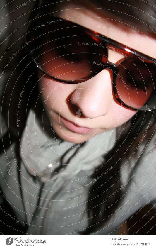 einfach so. Stil Haare & Frisuren Brille Pornobrille