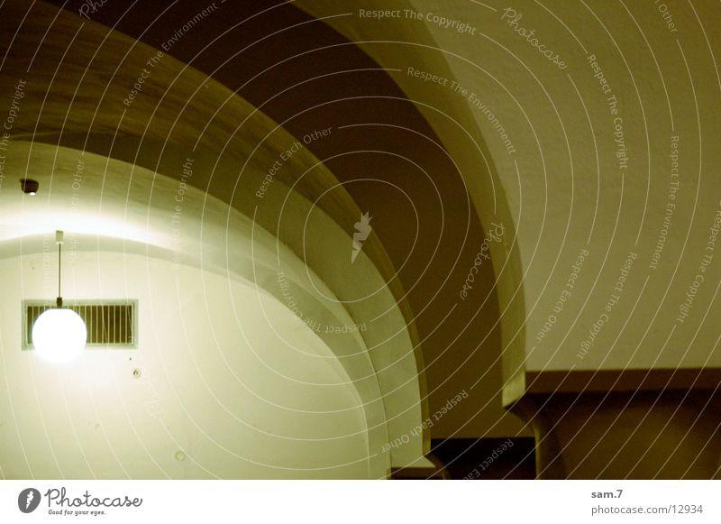 Tonnengewölbe Licht Stil Architektur Bogen Strukturen & Formen