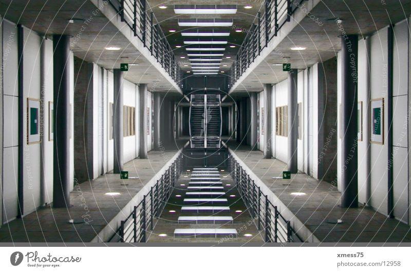 Uni Stuttgart Studium Beton Metall Glas Kaleidoskop Kunst Architektur Kunsthandwerk