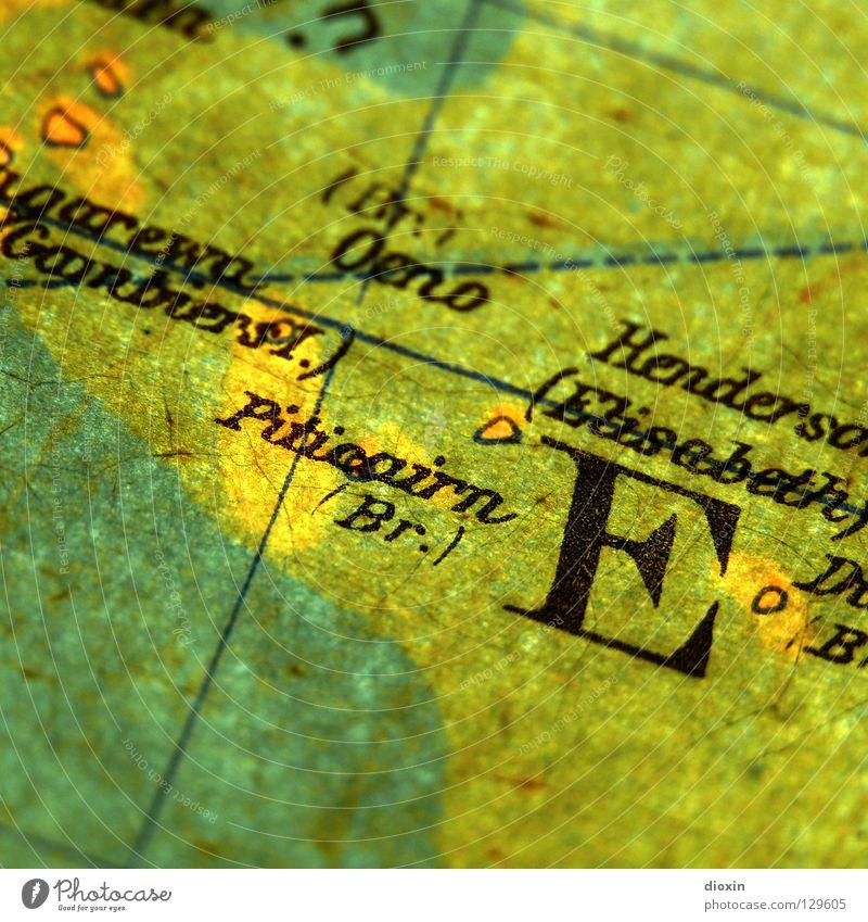 In 20 Tagen um die Welt; Tag15: Pitcairn (brit.) Abenteuer Insel Pazifik global weltweit Britische Überseegebiete