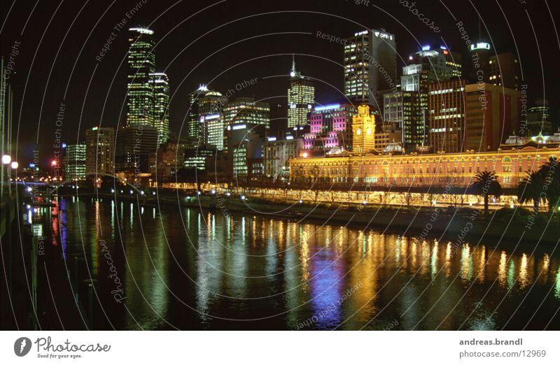 Melbourne City Australien