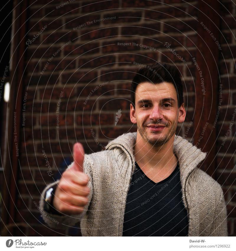 Super Häusliches Leben Wohnung Hausbau Erwachsenenbildung Arbeit & Erwerbstätigkeit Karriere Erfolg Mensch maskulin Junger Mann Jugendliche 1 Armbanduhr