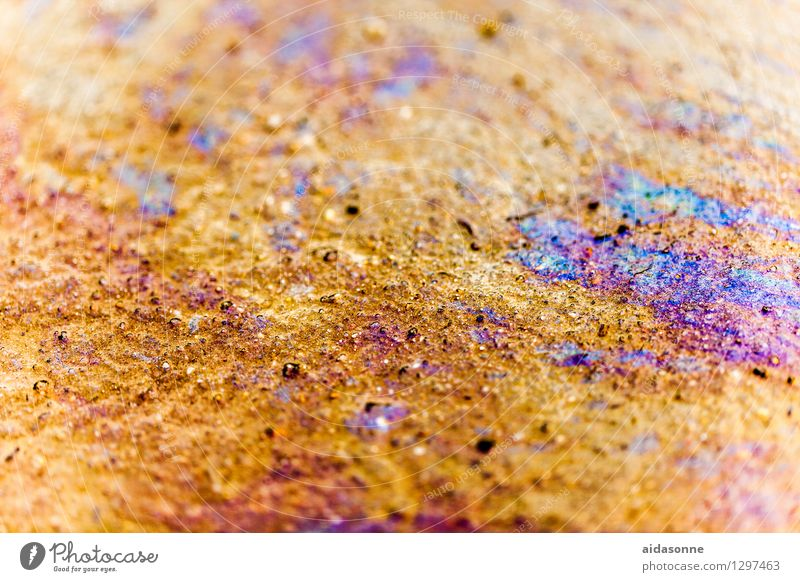 Benzin Farbe Wasser Umwelt Umweltschutz Erdöl Umweltverschmutzung Gift Chemie Chemikalie Altöl