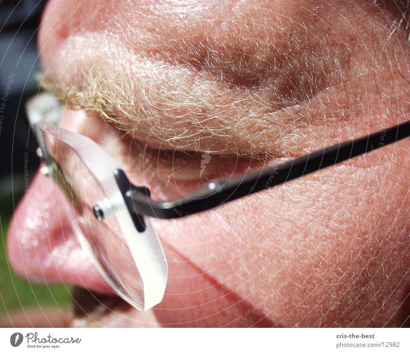 brille Mensch Mann Auge Brille