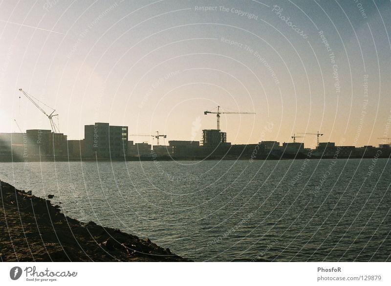 skijline Sommer Skyline Urbanisierung