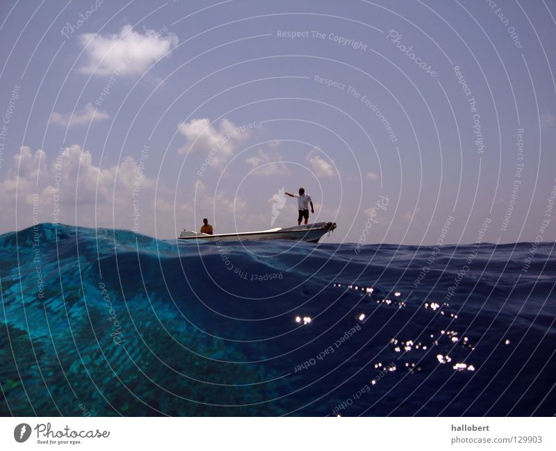 Malediven Water 15 Meer Riff tauchen Schnorcheln Wassersport Unterwasseraufnahme traumurlaub meer von unten maldives traum urlaub malidives snorkelling