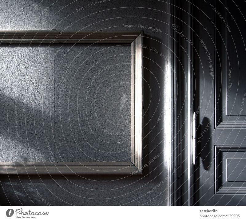 Dein Foto wurde leider nicht bestätigt. ruhig Wand Raum warten Wohnung Tür leer Dekoration & Verzierung Bild Häusliches Leben geheimnisvoll Tapete Weltall Rahmen Bilderrahmen Altbau