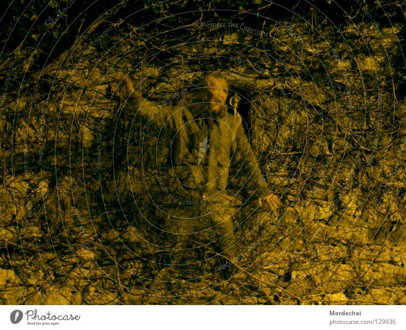 Gefangenschaft II Einsamkeit dunkel Angst schreien gefangen Panik unheimlich hilflos