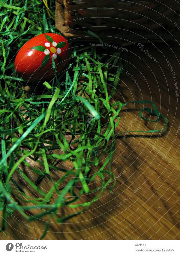 Ab ins Körbchen ... Ferien & Urlaub & Reisen Blüte Frühling Holz Religion & Glaube Feste & Feiern frisch Papier Fröhlichkeit Ostern Kitsch