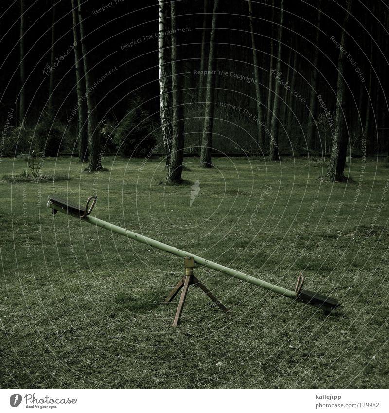 hänsel und gretel Natur grün Baum Erholung Wald dunkel Tod Gras Freizeit & Hobby Zufriedenheit leer Rasen Ende Gesetze und Verordnungen Gewicht mystisch