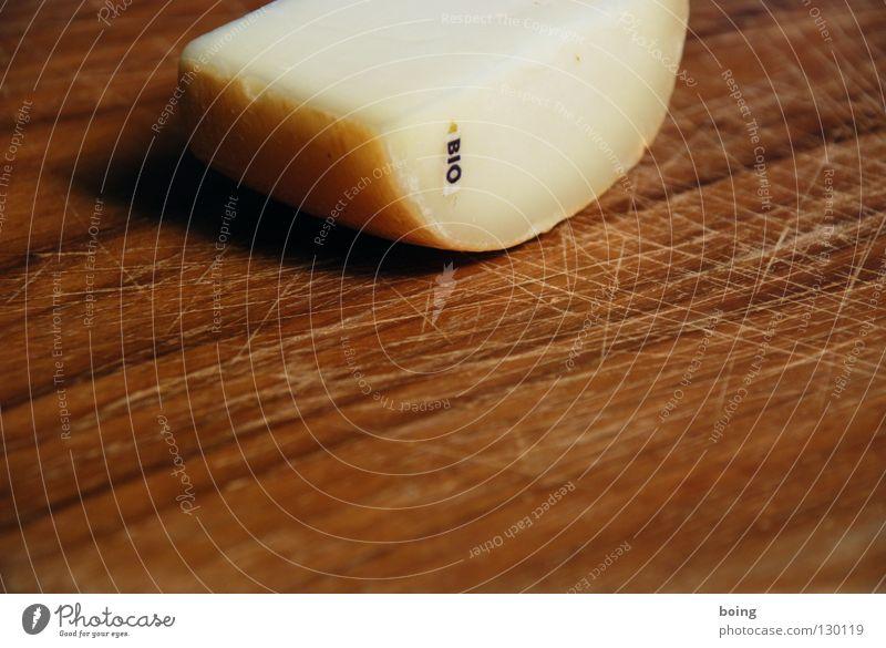 Bio Bernhards Käse Karussell gold frisch Ziel genießen Gastronomie Teilung lecker Duft Bioprodukte Frankreich Anschnitt Baumrinde geschnitten Qualität Brunch