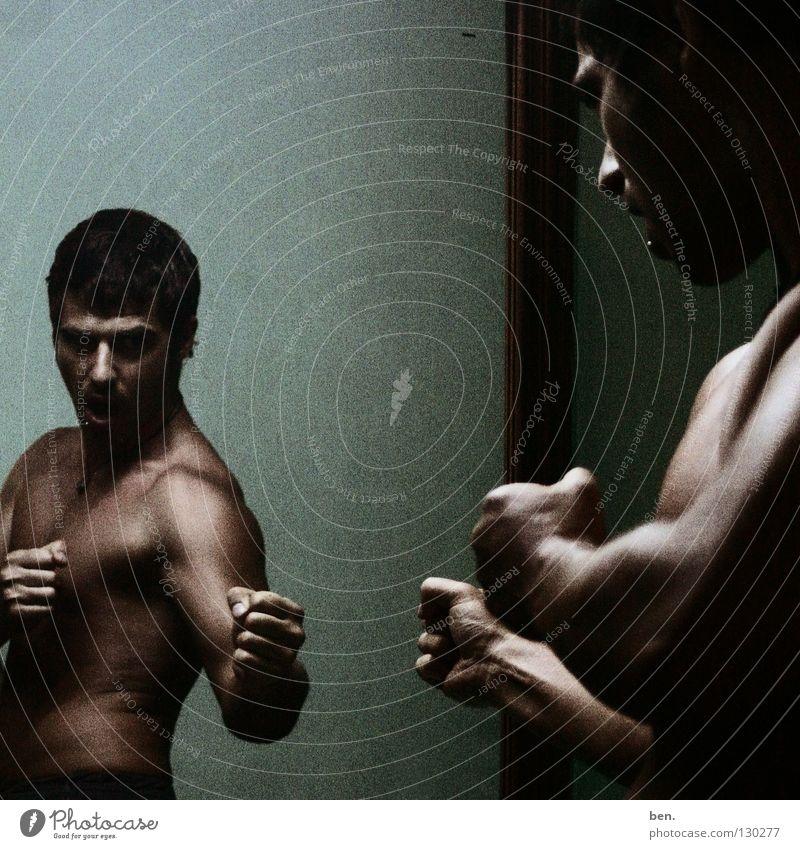 The Torture Never Stops kämpfen Delhi chinesische Kampfkunst Spiegel Kampfsport Fight Hotelroom Lee Mirrorshot Ben