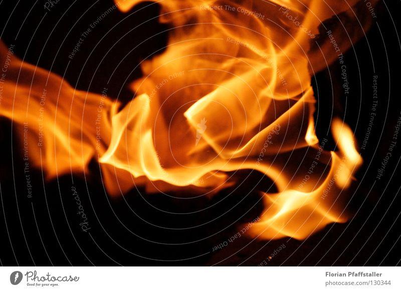 fireart1 schön rot schwarz gelb Wärme Lampe Kunst Hintergrundbild Angst Brand gefährlich Feuer bedrohlich Physik Teile u. Stücke Reihe
