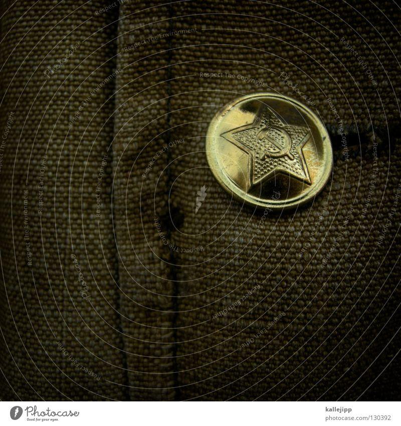 phönix aus der asche glänzend gold Stern (Symbol) Macht Stoff Zeichen Falte Symbole & Metaphern Russland Knöpfe Stolz Politik & Staat Hammer Sack Tarnung