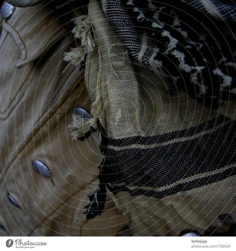 verstrickung Freiheit Mode Bekleidung Armut Kultur Stoff Teilung Jacke Krieg Knöpfe kämpfen Gegend Tuch Wiedervereinigung Tracht Israel