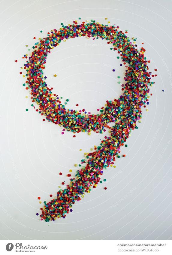 9 wie: Einer weniger als 10 Kunst Kunstwerk Jugendkultur Veranstaltung Medien Printmedien Spielzeug ästhetisch Konfetti 8-13 Jahre Ziffern & Zahlen viele Punkt