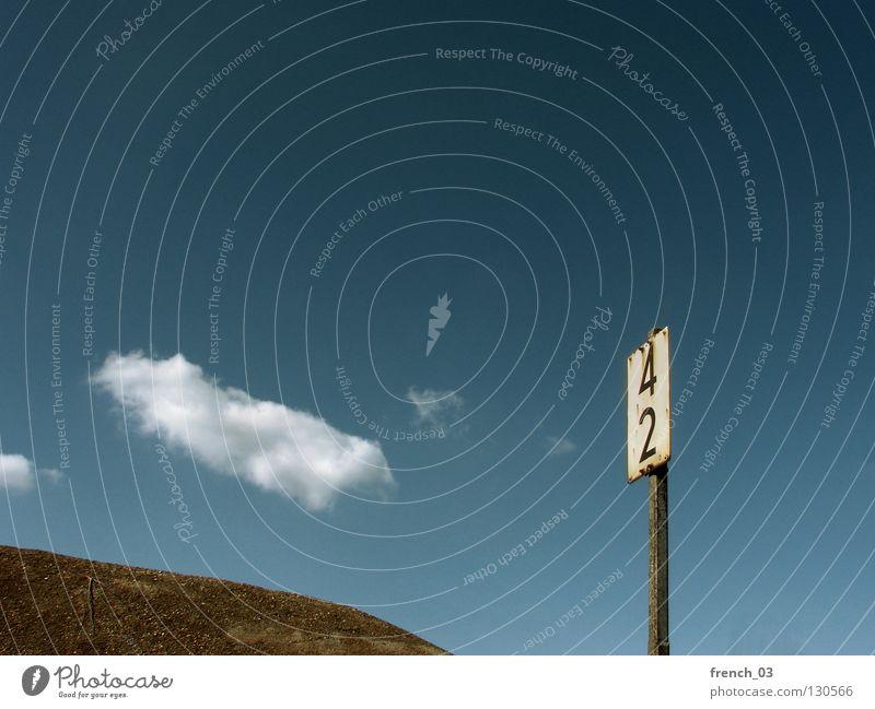 vier-zwei Himmel Natur blau weiß grün Wolken ruhig Ferne gelb Erholung dunkel Landschaft kalt Berge u. Gebirge Gefühle Freiheit
