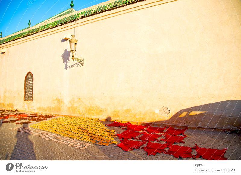 alter Bau der Straßenlaterne in Afrika Himmel Ferien & Urlaub & Reisen schön Landschaft Architektur Gebäude Religion & Glaube Arbeit & Erwerbstätigkeit