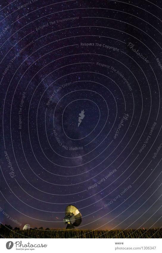 Hallo? Ist da draußen jemand? beobachten hören Spiegel Wissenschaften Strahlung Bayern Nachthimmel Antenne Astronaut Galaxie Sternschnuppe Astronomie