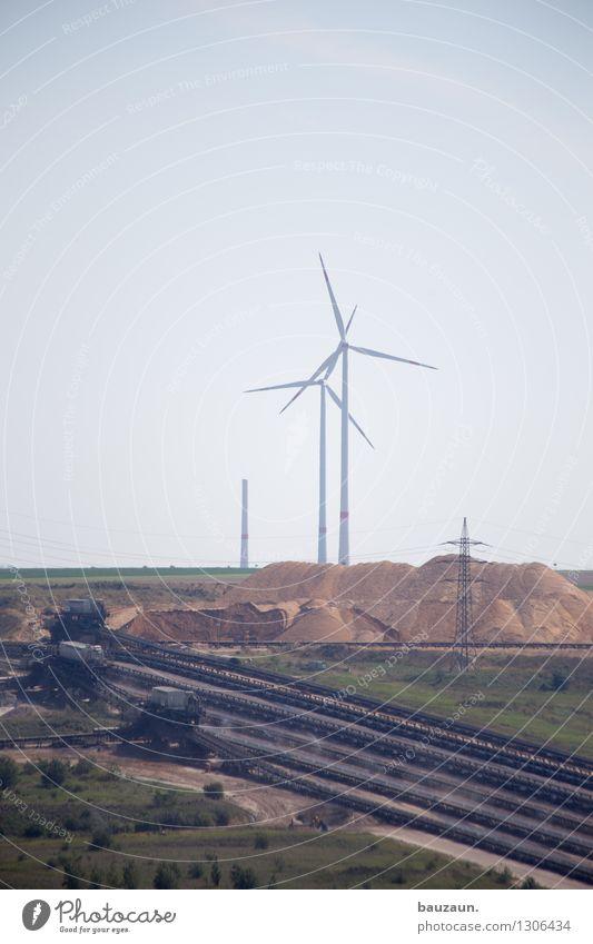 i ||. Himmel Natur Landschaft Umwelt Sand Business Energiewirtschaft Luft Wachstum Erde Perspektive Klima Zukunft Industrie Wandel & Veränderung