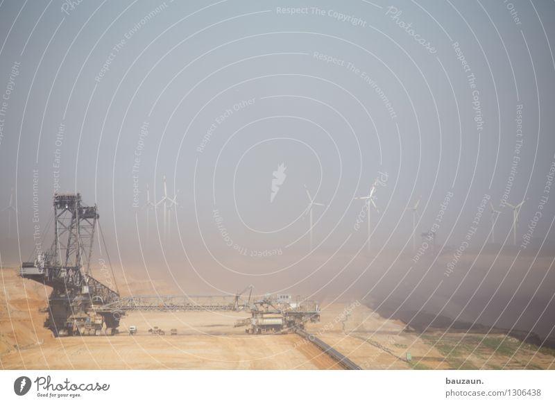 ''' ||| ||. Himmel Natur Landschaft Umwelt Sand Energiewirtschaft Nebel Erde Perspektive Technik & Technologie Klima Zukunft Industrie Wandel & Veränderung